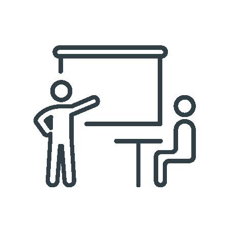 coaching individuel à l'évaluation d'impact